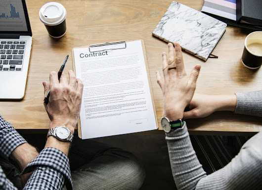 Help you with Agreements' Writing