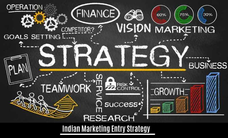 Indian Marketing Entry Strategy