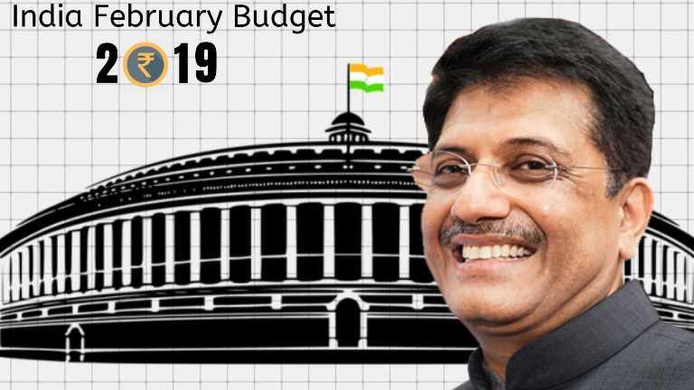 Feb Budget 2019